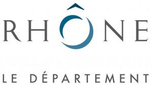 Logo Rhône le département