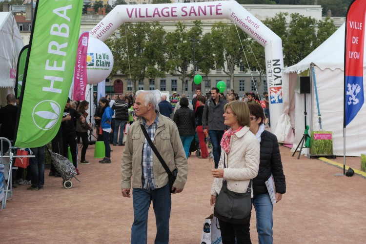 Village Santé du Run In Lyon
